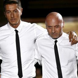 Lichtere straf Dolce en Gabbana