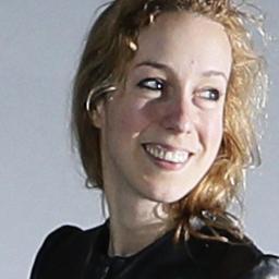 Iris van Herpen genomineerd voor Franse modeprijs