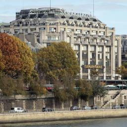 Renovatie Frans warenhuis La Samaritaine stopgezet