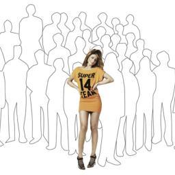 Olcay Gulsen roept op tot grootste groepsselfie in WK-jurkjes