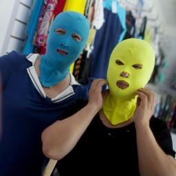 Chinese gezichtsbikini wint aan populariteit