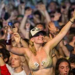 'Festival goede plek om nieuwe partner te vinden'