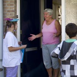 'Goede buur verlaagt risico op hartaanval'