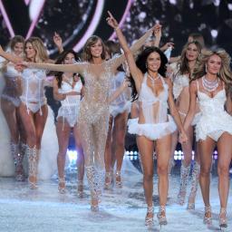Kaarten Victoria's Secret-show kosten 12.500 euro