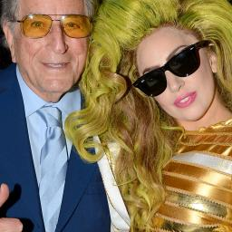 Lady Gaga en Tony Benett nieuwe gezichten H&M