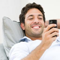 'Seksueel getinte tekstberichten vooral op dinsdagochtend'