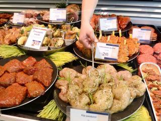 Westerlingen eten juist minder vlees