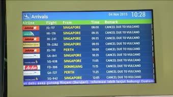 Bali schrapt 700 vluchten