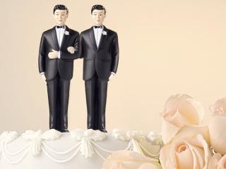 Vorig jaar 765 huwelijken tussen vrouwen en 644 tussen mannen voltrokken