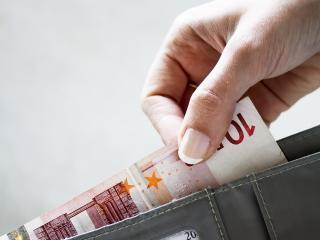 47 procent heeft geen zorgen over de financiële toekomst