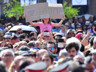 Drie dagen van nationale rouw in Spanje
